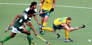 Australia vs Pakistan 1st test Hockey Series 2017