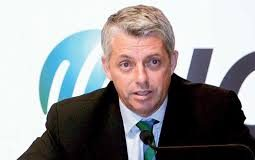 Dave Richardson , CEO of ICC