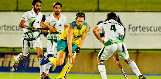 Pakistan vs Australia Hockey Series 2017 -2nd Test