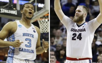 Gonzaga to face North Carolina in the NCAA final