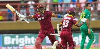 Jason Mohammed stars as West Indies pulls off record chase against Pakistan
