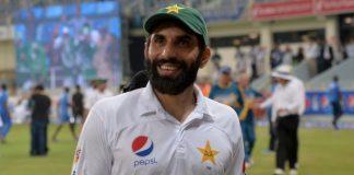 Misbah-ul-Haq --Pakistan's most successful captain.