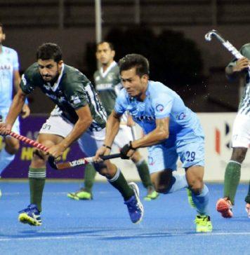 Asia Cup- Super 4s - India beats Pakistan 4-0