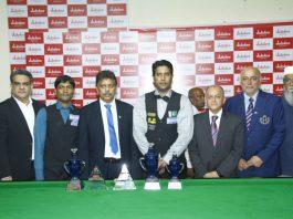 Jubilee Insurance 3rd Ranking Snooker C'ship 2017