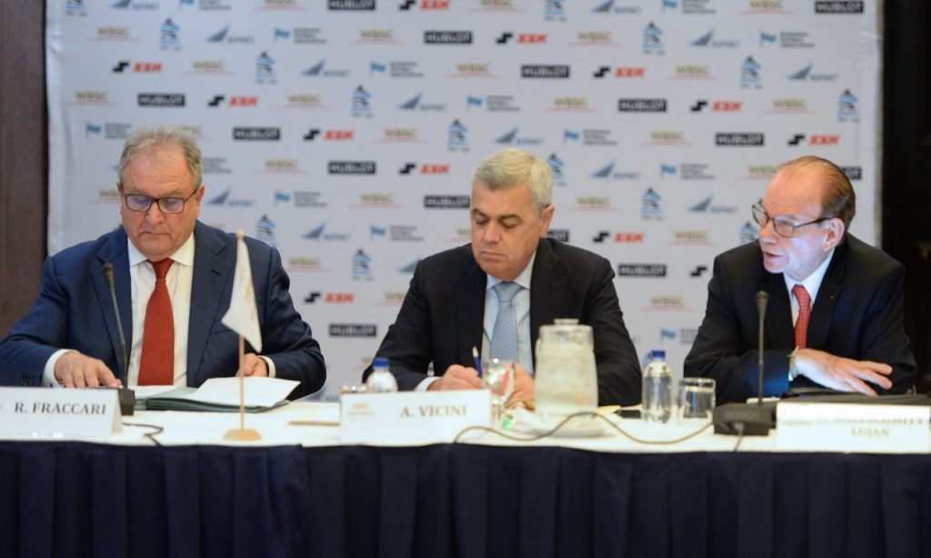 WBSC-President-Riccardo-Fraccari