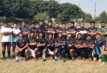 Servis Tyres 15 side Rugby League Matches
