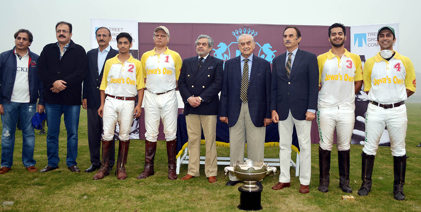 Treet Polo Cup 2017: Final Day