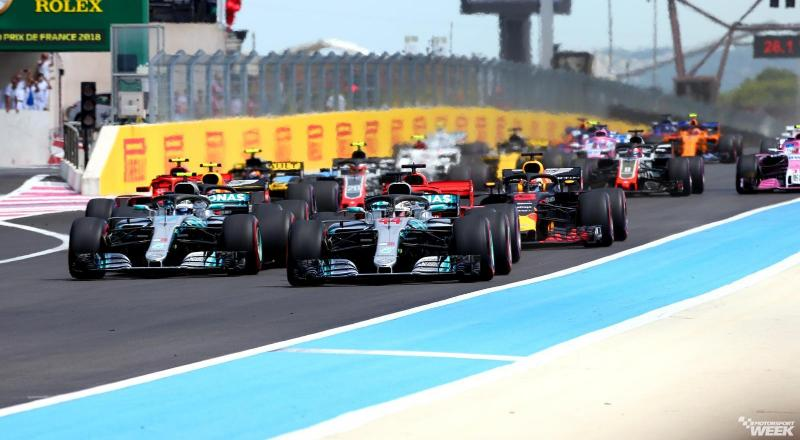 Formel 1 ohne werbung 2019