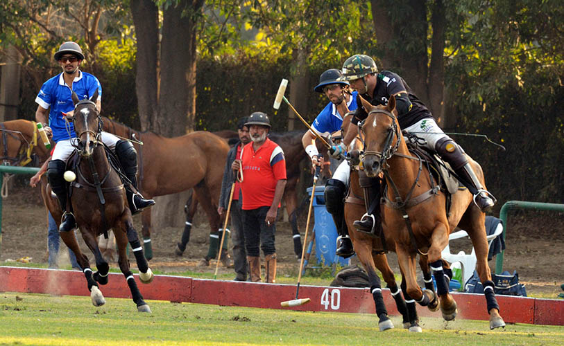 Master Paints Polo Cup 2018