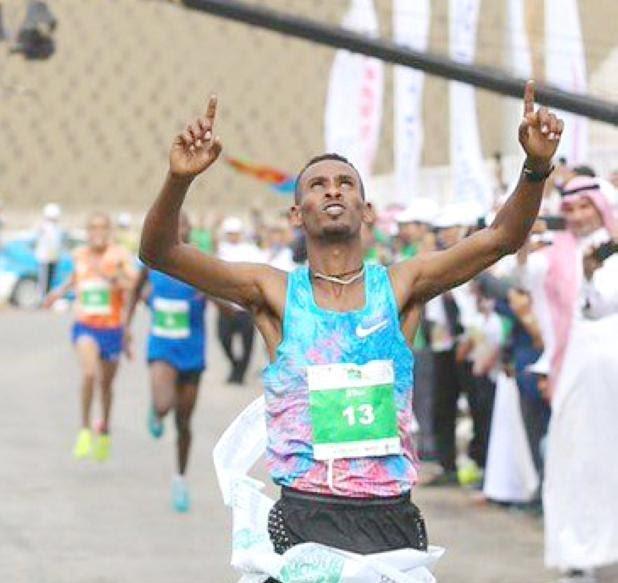 1st Riyadh Marathon 2018: Tamire Molla wins the Million Riyals prize