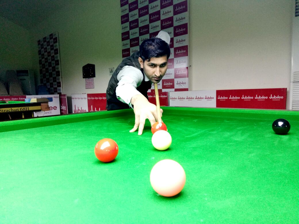 43rd National Snooker C'ship 2018