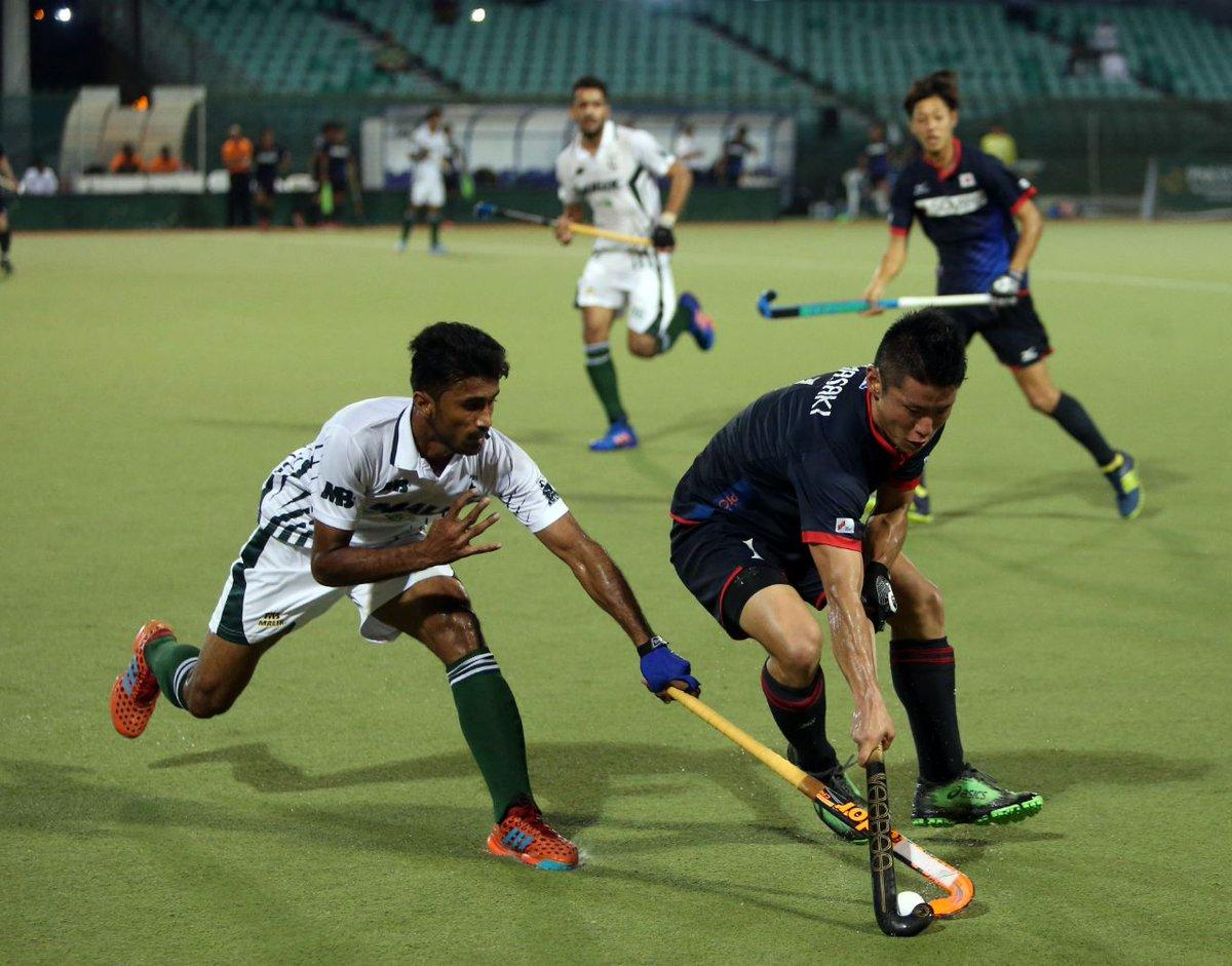 3-Nation Oman Hockey Tournament