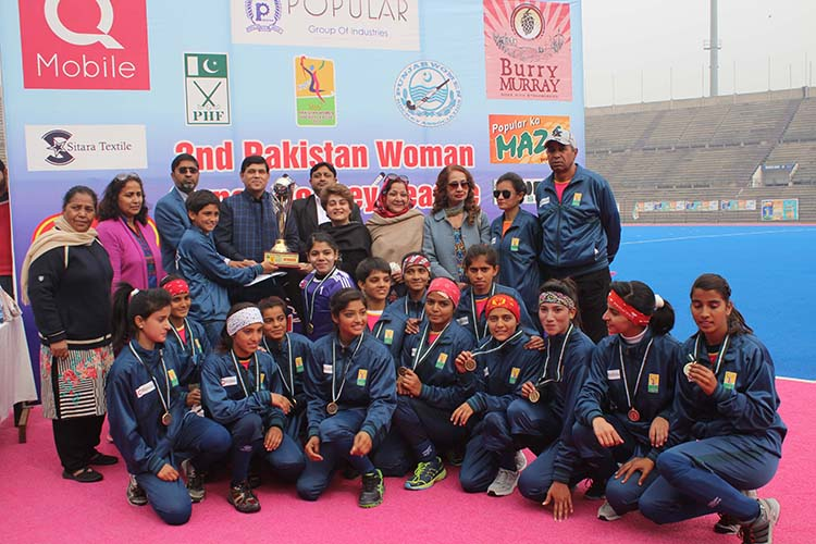 Women Hockey Super League: Lahore Lions retain the title
