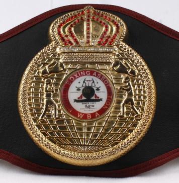 WBA Light Flyweight belt: Canizales and Konishi