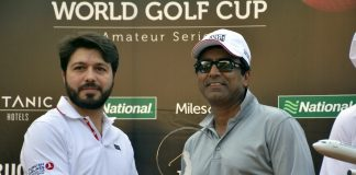 Turkish Airlines World Cup Series Golf