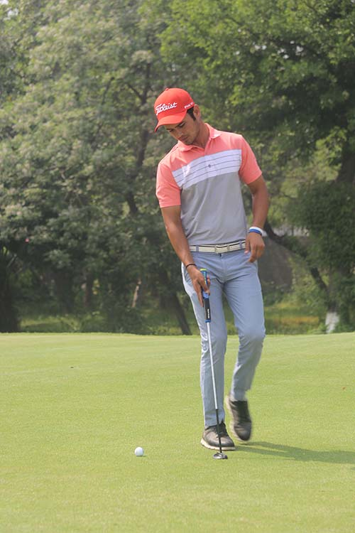 amateur golf tournament india