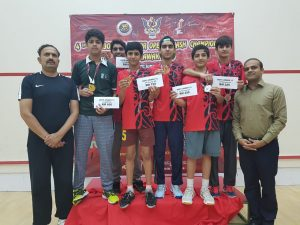 Borneo Junior Open Final