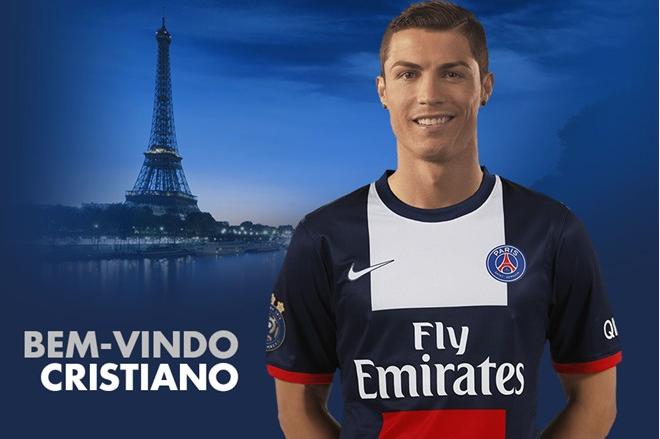 the latest eb676 93050 Cristiano PSG - AllSportsPK