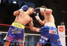 Daniel Roman recorded aunanimousdecision win over Moises Flora