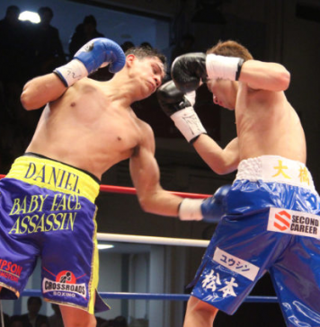 Daniel Roman recorded a unanimous decision win over Moises Flora