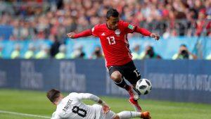 Uruguay Vs Egypt