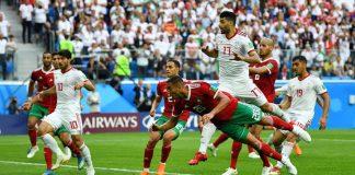 Iran Vs Morocco