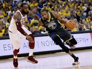 Warriors Vs Cavaliers