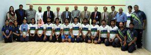 SNGPL Pakistan International Squash Circuit-II: Day 1