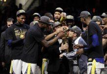 Cavaliers Vs Warriors