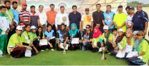 Punjab Cup Women Archery Championship