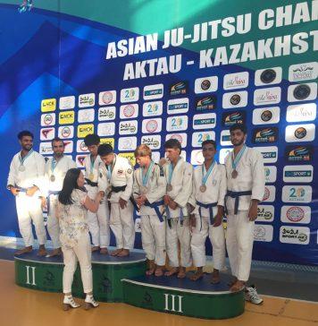 Asian Jiu-Jitsu Championship