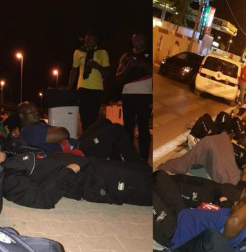 Zimbabwe National Rugby Team