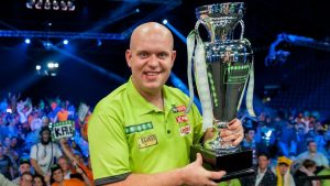 pdc darts rankings