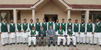 Pakistan Baseball