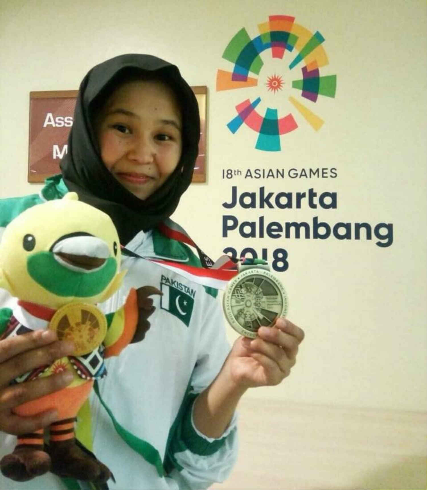 Karate: Another Medal For Pakistan