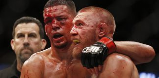 Nate Diaz vs. conor mcregor