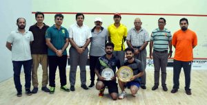 National Senior Squash Championship