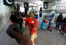 Pakistan Boxing Rankings
