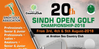Sindh Open Golf Championship