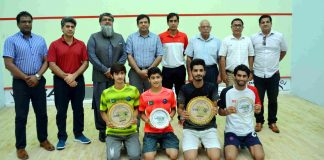 National Junior Squash Championship 2018