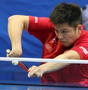 Table Tennis Rankings