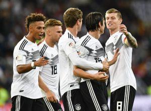 Germany Vs Peru