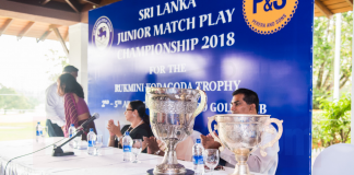 Sri Lanka Junior Golf Championship