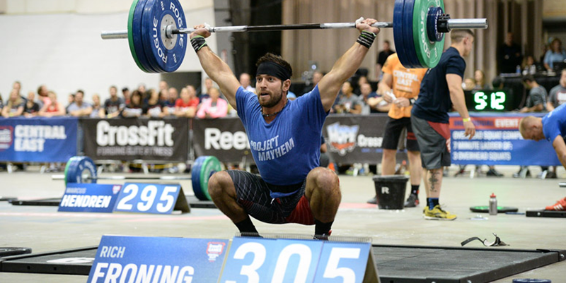 the fittest man on earth 2011 14 rich froning jr crossfit