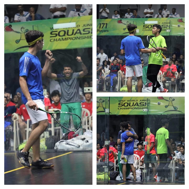 Asian Junior Individual Squash Championship Pak Boys