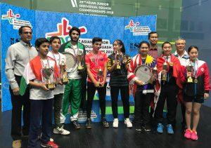 Asian Individual Squash Championship 3