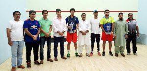 National Senior Squash Championship