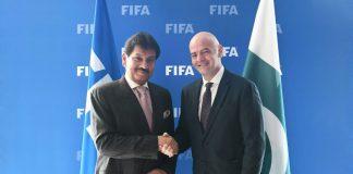 FIFA Chief