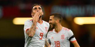 Spain Vs Wales