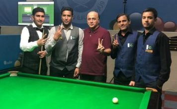 Asian 6 Red Snooker Championship 2018